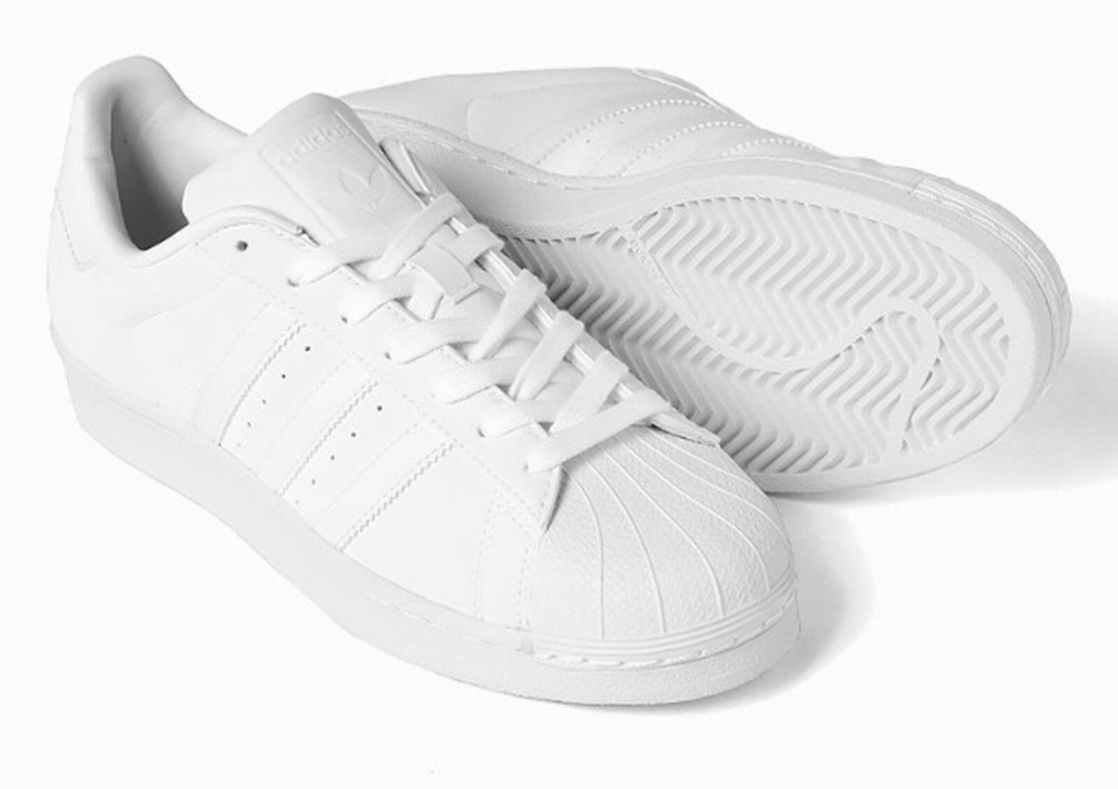 Zapatos De Entrenamiento Adidas Mujer súperEstrella Zapatillas Gimnasio Zapato de correr blancoo BY9175