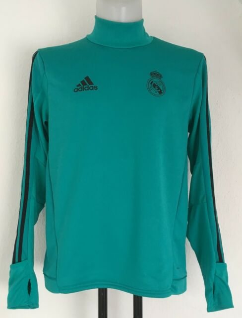 87fbf652973 REAL MADRID 2017/18 AERO REEF TRAINING TOP BY ADIDAS SIZE MEN'S LARGE BRAND  NEW