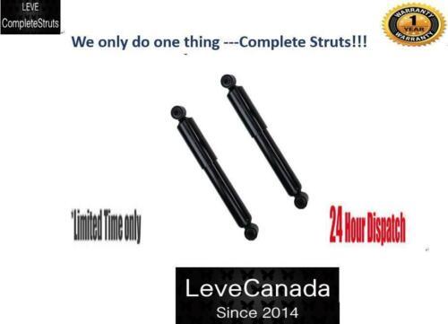 front Complete Strut /& Rear Shock 2.4L 2 06-08 Toyota RAV4 2