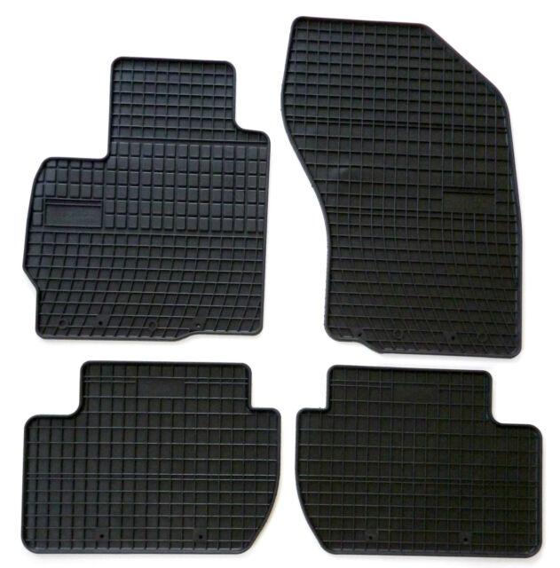 Gummifußmatten Gummimatte Fußmatten Citroen C-Crosser  TN-Premium  Baujahr 2007-