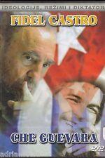 Fidel Castro DVD Che Guevara Kuba Cuba Doku Film Ideologije hrvatski Croatia NEW