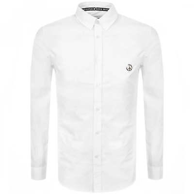Love Moschino M C 755 84 S 2891 A00 White Shirt