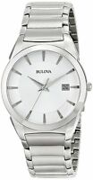 Bulova 96B015 Men's Date Dress Watch