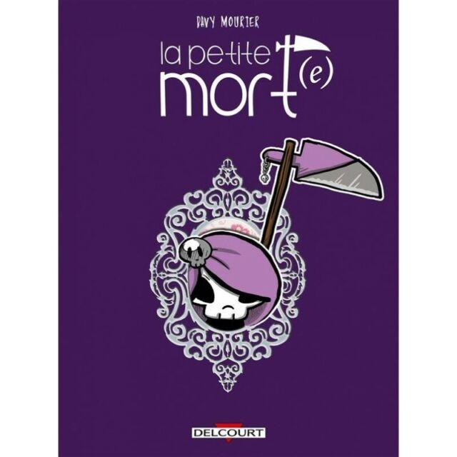 LA PETITE MORT(E)--DELCOURT--