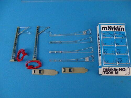 Marklin 7005 Overhead Wire Fittings set 70-ies