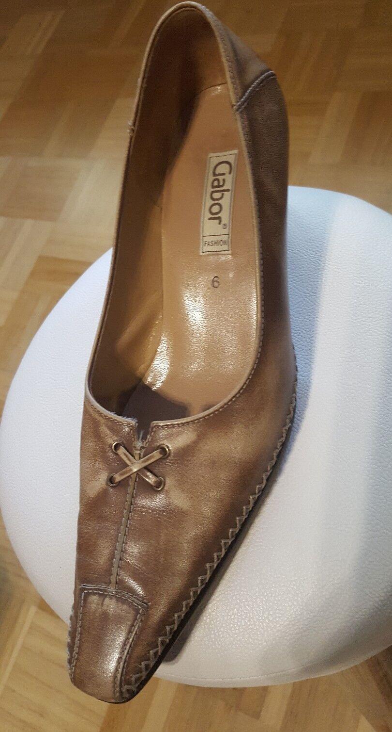 ♡ Gabor ♡ Leder Pumps ♡ Gr. 40 ♡ Neuwertig ♡ Damenschuhe ♡ Halbschuhe Schuhe ♡
