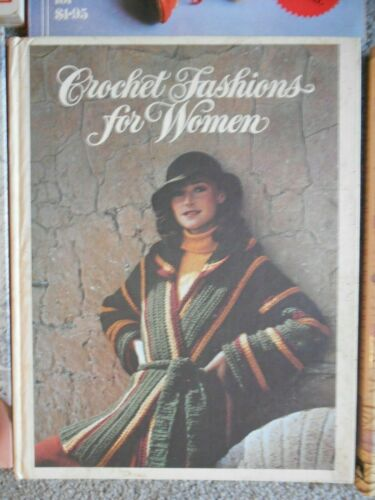 Sew Knit Crochet Needlework for Baby Women Holiday Christmas Gifts Book Choice