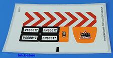 LEGO®  (02) Sticker (60017) Aufkleber