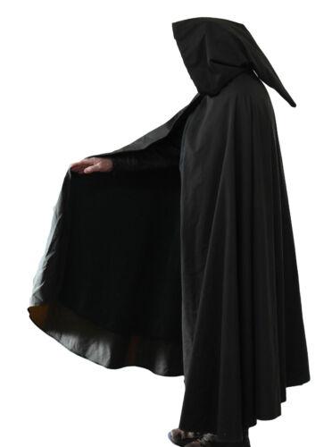 RusticDark Navy Waxed Cotton Cloak-Legoslas//LOTR//Pagan//Larp