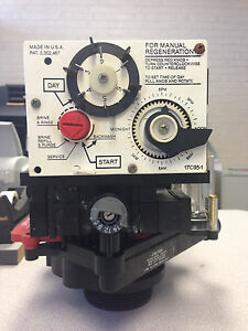 Fully-Reconditioned-Autotrol-155-Water-Softener-Control-Valve