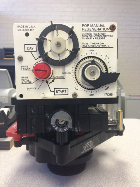 Fully Reconditioned Autotrol 155 Water Softener Control Valve