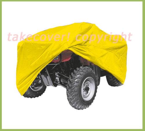 ATV Cover Suzuki Vinson 500 Yellow sva-5 ylpbat-szkvs5X5