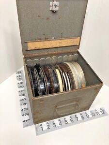 Vintage 16 mm film 9 Reels Home Movies 1950 Central New York Kodachrome Syr Roc