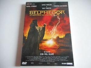 DVD-BELPHEGOR-LE-FANTOME-DU-LOUVRE-M-SERRAULT-S-MARCEAU-amp-J-CHRISTIE