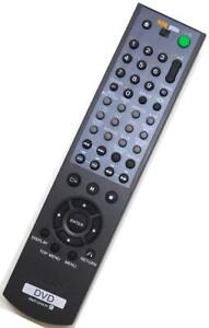 Genuine Sony RMT-D147P DVD Player Remote For DVP-NS905V