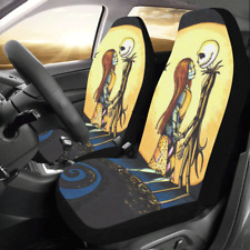 Item 2 Universal Fit The Nightmare Before Christmas Compatible Car Seat Covers Set Of