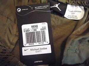 346ddaface6d31 Nike Air Jordan Printed City Custom Michael PE SAMPLE Shorts XL ...