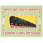Topsys and Turvys-Number 2 by Peter S. Newell (1989, Hardcover)