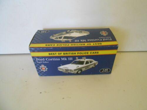 Atlas Best of British Police Cars