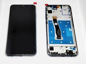 DISPLAY con LCD e TOUCH ORIGINALI HONOR 10 LITE NERO FRAME HRY-LX1 HONOR 20 LITE