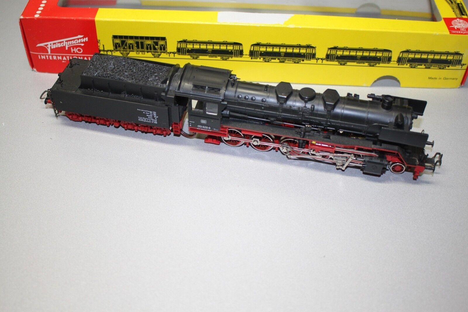 Fleischmann 4177 Locomotive Série 051 626-8 DB Échelle H0 Emballage D'Origine