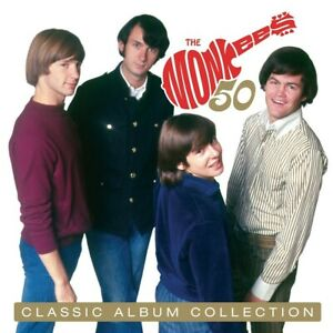 The Monkees-Classic Album Collection multe-colored BOXE 10 VINILE LP NUOVO