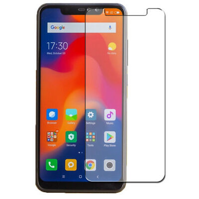 Premium Real Tempered Glass Screen Protector for Xiaomi Redmi Note 6 Pro