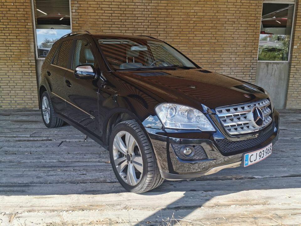 Mercedes ML320, 3,0 CDi aut. 4-M, Diesel