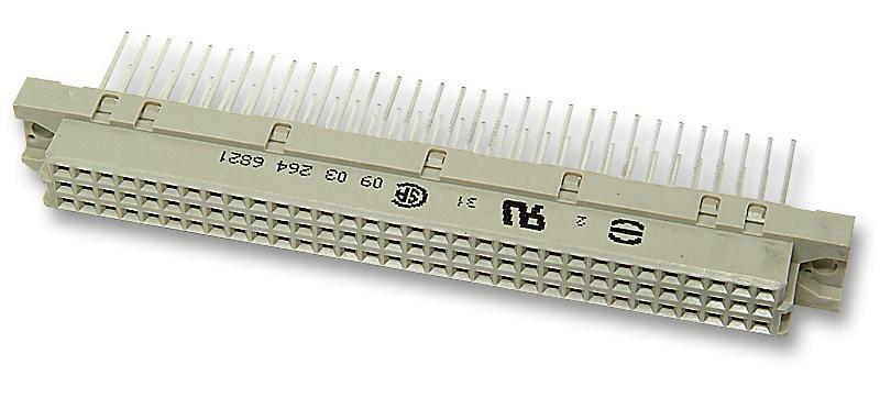 SOCKET DIN41612 C 64WAY CONNECTORS PC BOARD - CZ55568