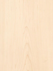 Image Is Loading Maple White Wood Veneer Plain Sliced Paper Backer