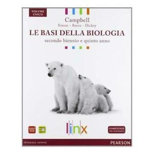 Basi della biologia. Per il biennio delle Scuole superiori. Con e-book. Con espa