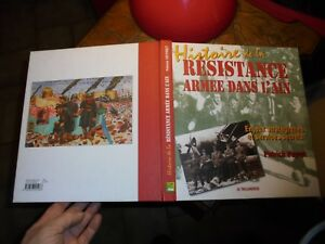 HISTOIRE-de-la-RESISTANCE-ARMEE-DANS-L-039-AIN-P-Veyret-Maquis-Collaboration-39-45