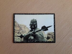 Panini-1996-Star-Wars-La-Guerre-Des-Etoiles-C-POSTER