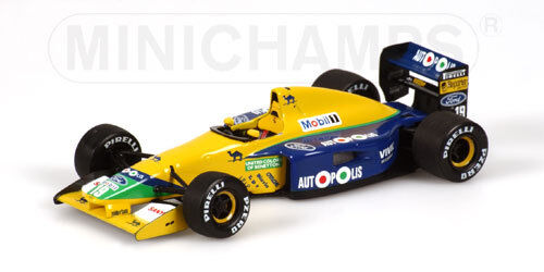 Benetton Ford B191 M.Schumacher 1991  400910119 1 43 Minichamps