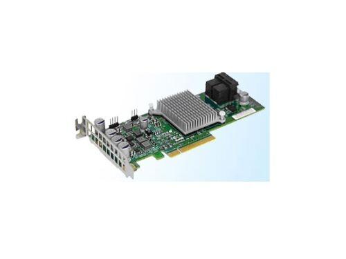 SuperMicro AOC-S3008L-L8E Standard LP 12Gb//s 8 internal ports Gen-3 122HDD HBA