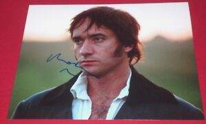 MATTHEW-MACFADYEN-SIGNED-PRIDE-amp-PREJUDICE-MR-DARCY-STILL-PHOTO-AUTOGRAPH-COA