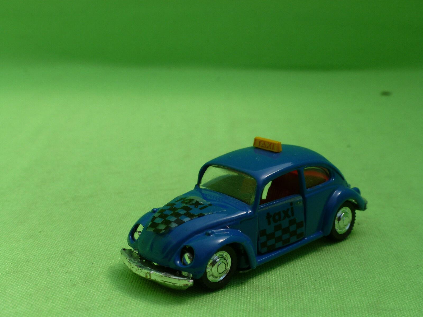 PZF MANAUS SCHUCO 818 VW VOLKSWAGEN 1302S   TAXI  RARE SELTEN - IND BRASILEIRA