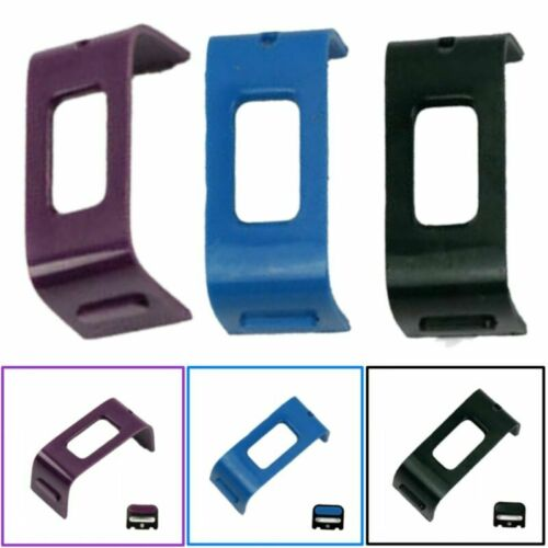 Button Charging Clasp Schließe Buckle Für Fitbit Charge HR Armband Band Clip