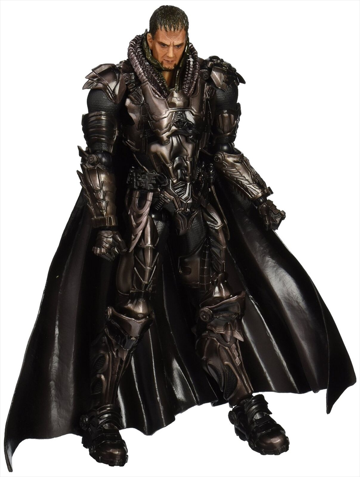 Square Enix Man of Steel General Zod PVC Action Figure