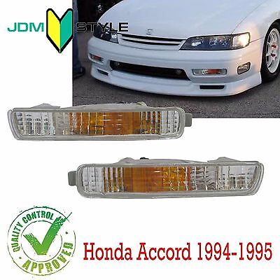 Front Side Bumper Indicator Light|For Honda Accord CD5 CD6 CD7|/'96-/'97 NEW