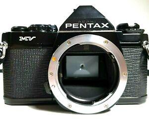Pentax-MV-35mm-SLR-Film-Kamera-UK-Fast-Post