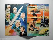Album Figurine-Stickers - LE INVENZIONI - MONELLO 1972 - Vuoto