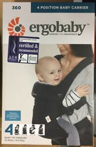 6b2ff9a0305 Image is loading GENUINE-Ergobaby-Baby-Carrier-Collection-360-5-5-