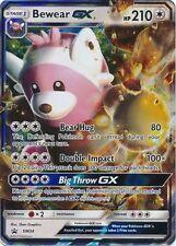 Bewear GX SM34 -HOLO- Black Star Promo- NM Pokemon Collection Box FAST SHIP