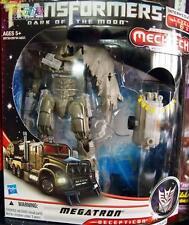 Transformers Dark Of The Moon MEGATRON Mechtech Voyager Class Action Figure