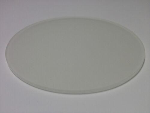 Top Light Glas beidseitig mattiert 2-2027 für Puk oder Lens Leuchte Wand Decke