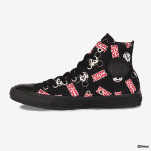 ff067c3c71b CONVERSE x Disney ALL STAR MICKEY MOUSE R HI Black Limited Japan ...