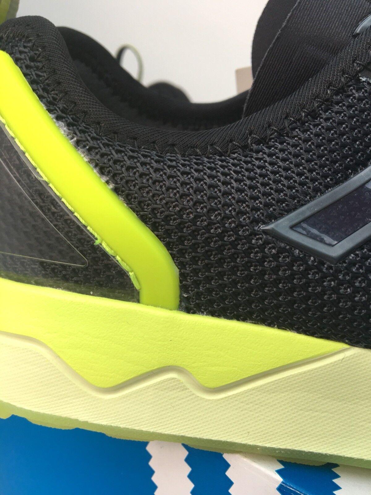 adidas adidas adidas ZX Flux ADV Trainers Sneakers AQ49068 Brand New In Box Noir Halo ec5dbb