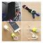 Reusable-Cable-Ties-Nylon-Zip-Tie-Wraps-Strong-Long-1M-Tape-Hook-Loop-4-Colours miniatuur 8
