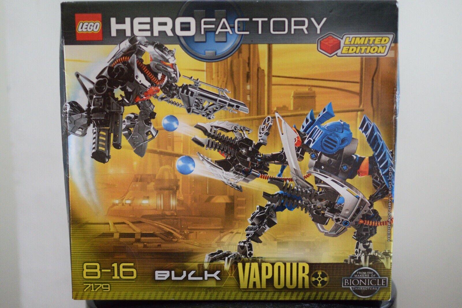 LEGO Hero  Factory 7179 BULK vapore Limited edizione BIONICLE Nuovo Di Zecca Sigillato  risparmiare fino all'80%